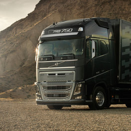 Volvo FH16 - i-park cool